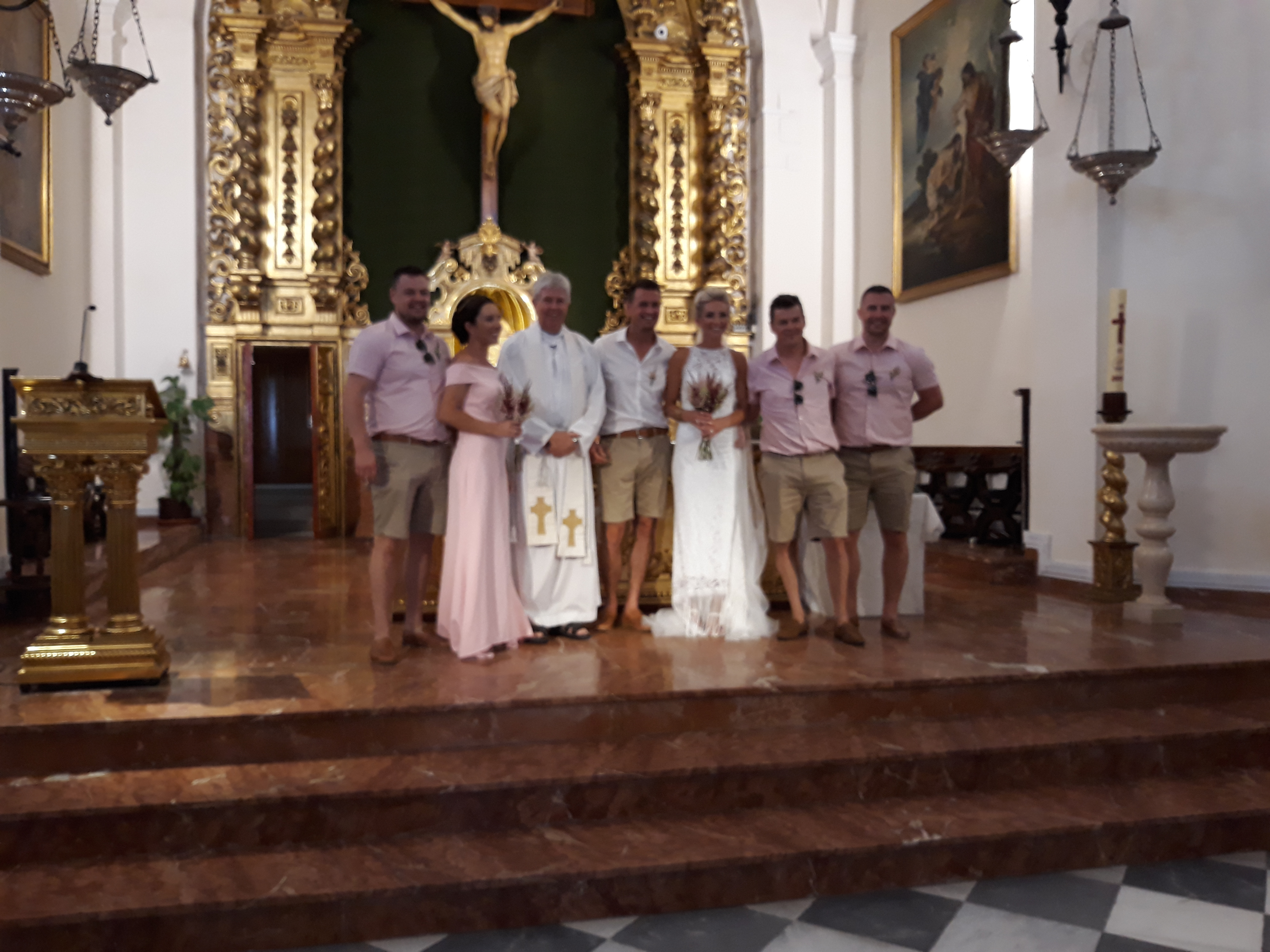 Weddings And Blessings Nerja And Almunecar Anglican Church